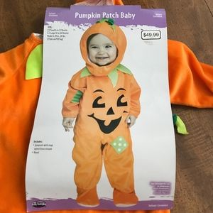 Other - Pumpkin Patch Baby Costume
